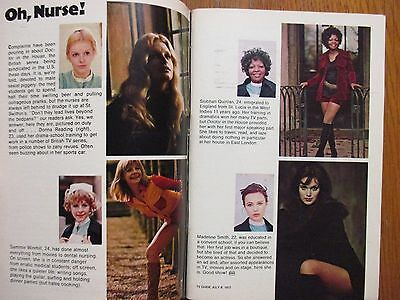 July 8-1972 TV Guide(DOCTOR IN THE HOUSE/SUSAN SULLIVAN/THE BEATLES/MERV GRIFFIN