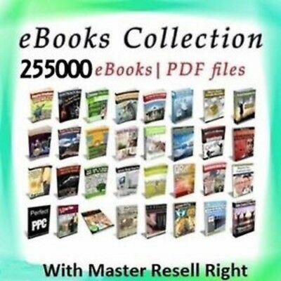eBooks Package Collection | Pdf Format | w/ M Resell Rights Free shipping