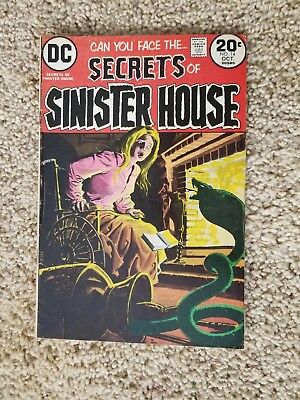 Secrets of sinister house number 14