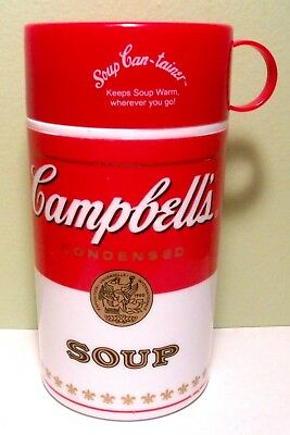 Campbell's Soup Thermos New 11.5 oz.