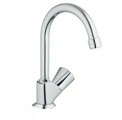 Grohe Classic II Single-Handle Pillar Tap Water Faucet Chrome Cold Water Only