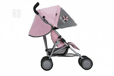 Silver Cross Pop Dolls Pushchair / Stroller. Age 18 months - 3 years. Handle...