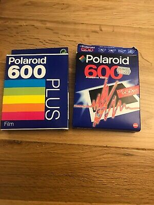 Polatoid 600 Instant Film  Out Of Date