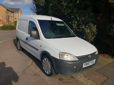 2007 57 Vauxhall Combo 2000 1.7 Cdti 16V  ** Sold View My Other Vans **
