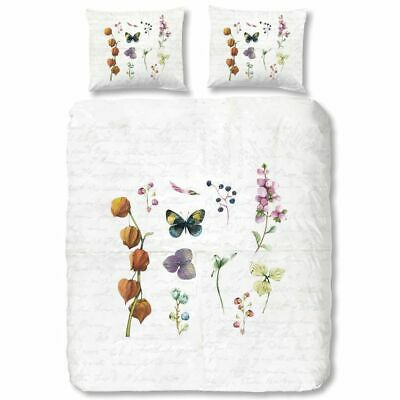 Good Morning Housse de couette 5742-P OLIVIA 135 x 200 cm Multicolore