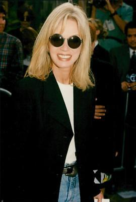 "Donna Mills during the film premiere of ""The Lost World"" at Cineplex U"