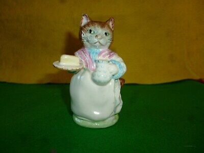 "royal doulton beatrix potter ""ribby"" good condition."