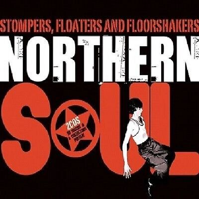 2 CD SAMPLER  NORTHERN SOUL  Stompers,Floaters And Floorshakers  Various Artists