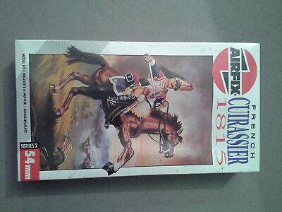 Airfix French Cuirassier Ref 02555 New Sealed 54mm