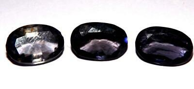 8.30 cts Iolite 100% Natural Untreated Gemstone Lot #fiol22