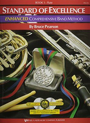 Standard Of Excellence: Enhanced Comprehensive B... by Pearson, Bruce 0849707501