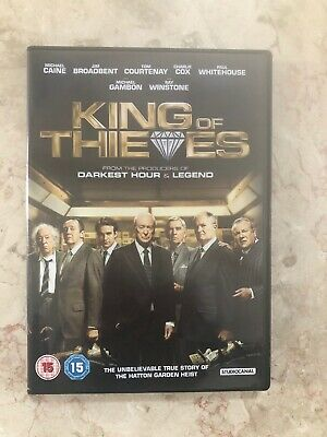 King of Thieves DVD Watched Once