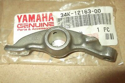 Yamaha Xt550  Xt600  Tt600  Genuine Nos Rocker Arm '4' - # 34K-12163-00