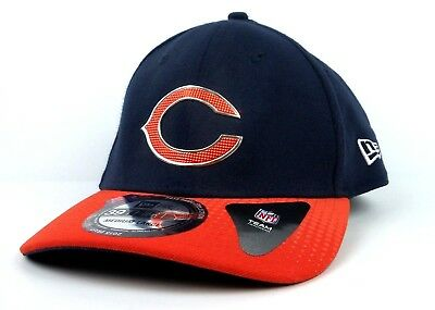 best service 4fa74 121c1 Chicago Bears New Era 39Thirty Snapback Cap, Hat - 2015 Nfl Draft Edition