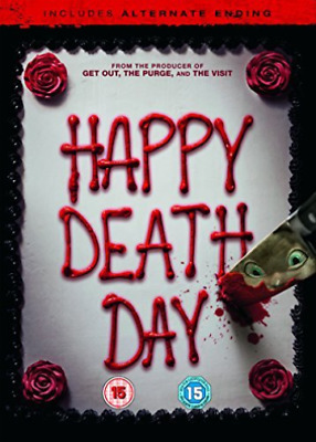 Happy Death Day Dvd & Digital Download DVD NEW