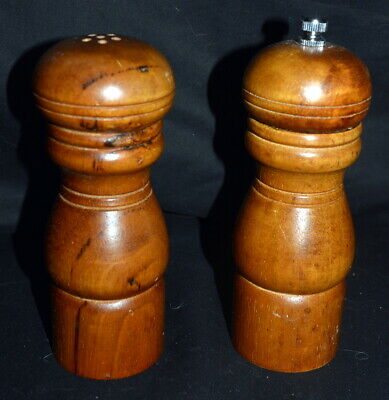 PENZEYS SPICES GESUNDHEIT Salt Shaker & Pepper Mill Grinder 6