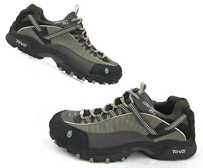 0df72b6e3798 NEW!  TEVA XCR GORE-TEX Waterproof Hiking Trail Shoes Brown Sz 8 ...