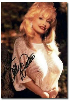 "Dolly Parton Hot Actress Sexy Fridge Magnet Size 2.5"" x 3.5"""
