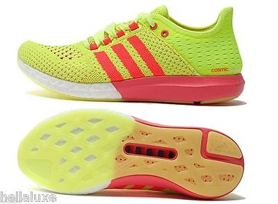 best service fbdeb c1ad5 NEW~Adidas CLIMACHILL COSMIC BOOST Running gym energy Shoe response~Women  sz 8.5