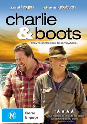Charlie And Boots (2009) [New Dvd]
