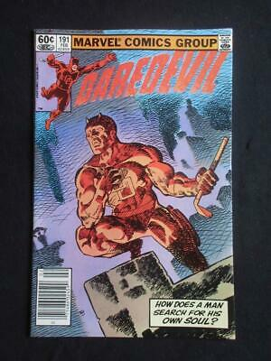 Daredevil #191 MARVEL 1983 - NEAR MINT 9.8 NM - Stan Lee, Avengers!