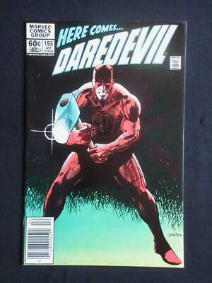 Daredevil #193 MARVEL 1983 - NEAR MINT 9.8 NM - Stan Lee, Avengers!
