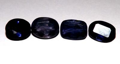 8.80 cts Iolite 100% Natural Untreated Gemstone Lot #fiol55