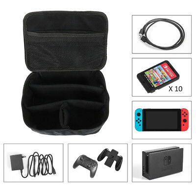 Durabile Borsa Custodia Rigida Per Nintendo Switch, Giochi  Accessori Case Cover