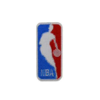 NBA National Basketball Association sign DIY embroidered iron on patch cloth