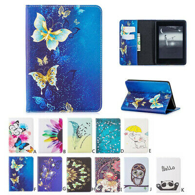 Magnetic Leather Case Slim Smart Tablet Cover For Amazon Kindle Paperwhite 4
