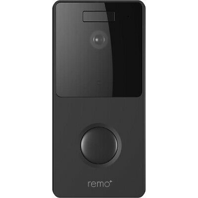 REMO PLUS RMB1MB Remo and RemoBell Black