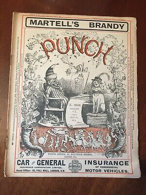 Punch Magazine from May 1916