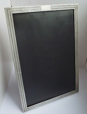 "Superb Large Clean 10.5"" English Antique 1925 Solid Sterling Silver Photo Frame"