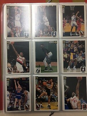 Upper Deck 93 94 Nba Incompleto