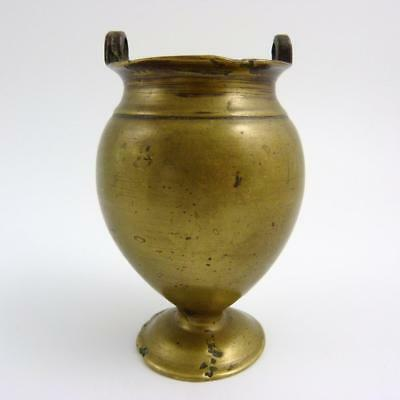 Chinese Archaic Bronze Vase Or Censer In Situla Form