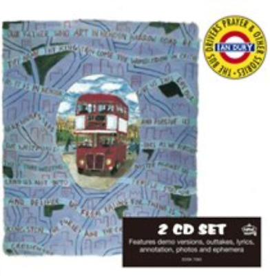 Ian Dury-The Bus Driver's Prayer and Other Stories CD NEW