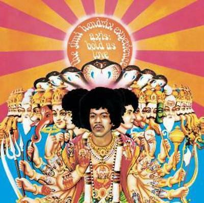 Axis: Bold As Love von Jimi Hendrix And The Experience (2012)  CD