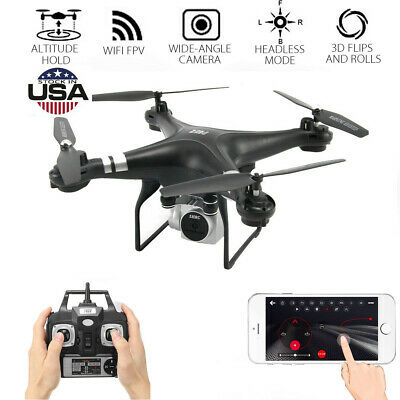 2.4G 6-Axis Gyro Drone x pro RC Quadcopter with 1080P HD WIFI Camera Drone FPV