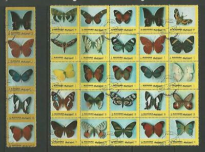 y7649 Mixed Arab States Thematic's Mixed A Small Collection Early & Modern Used