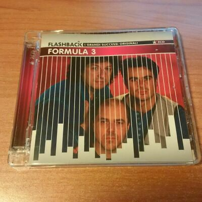2Cd Formula 3 I Grandi Successi Originali Rca 88697441032  Italy Ps 2009 Crs