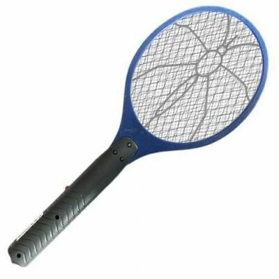 Electric Batter Operated Bug Fly Insect Swatter Mosquito Killer Racket