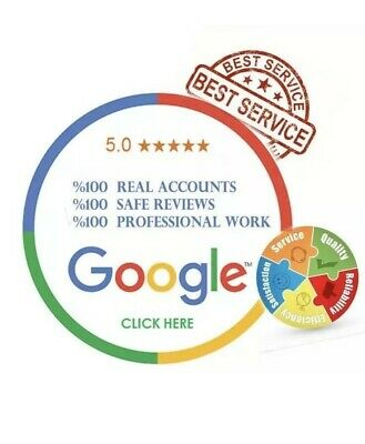 5 Star Google Review For Business Authentic 5 STAR Google Review For SEO USA