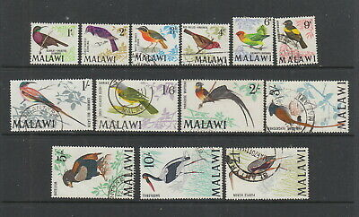 Malawi 1968 Birds to £1 fine used