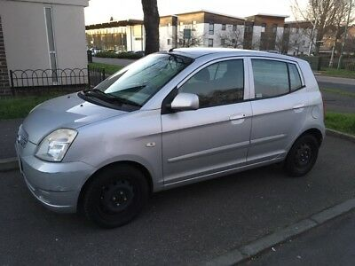 Kia Picanto - Failed MOT - Spares or Repairs