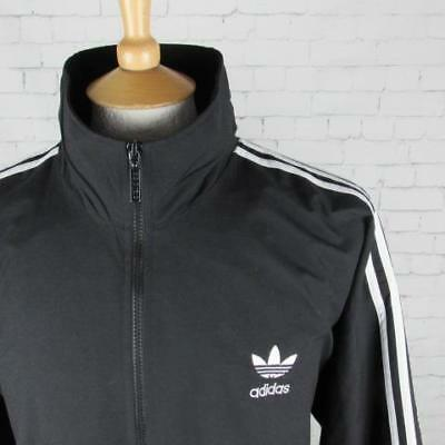 cheap sale detailed images cheaper MENS VINTAGE ADIDAS Tracksuit Top Jacket Oasis Retro Old ...