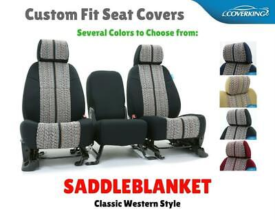 SADDLEBLANKET CUSTOM FIT SEAT COVERS for NISSAN LEAF