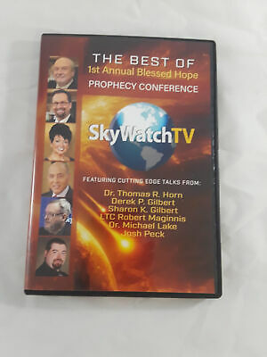The Best of 1st Annual Blessed Hope Prophesy Conference SkyWatchTV DVD
