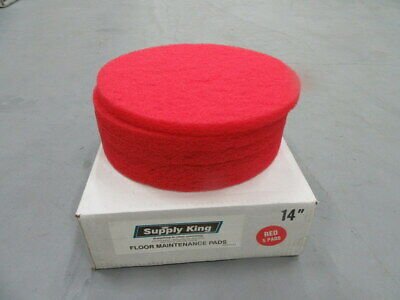 Supply King Abrasive Pad (Pack of 5)