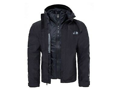 THE NORTH FACE NASLUND TRICLIMATE NAVY - DRYVENT waterproof MEN S ... 02473ccad680