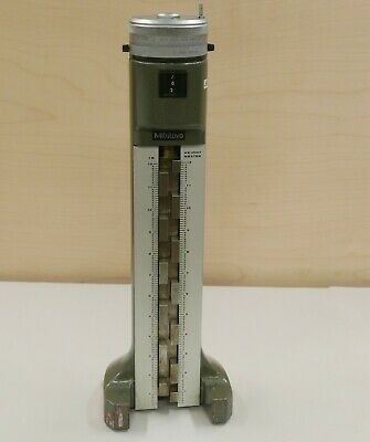 "MITUTOYO HEIGHT MASTER GAGE 12"" machinist toolmaker tools"